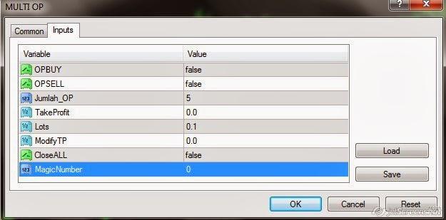 Script multi op broker 5 digit