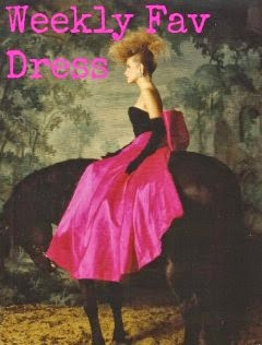Weekly Fav Dress