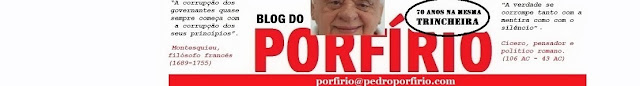 BLOG DO PEDRO  PORFÍRIO