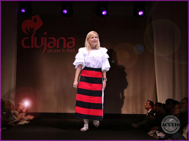 Funny photo Elena Udrea Clujana