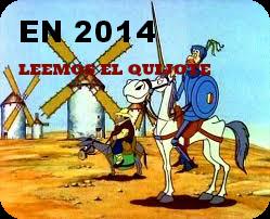 En 2014 leemos El Quijote