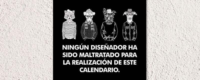 El 2016 se siente con este calendario