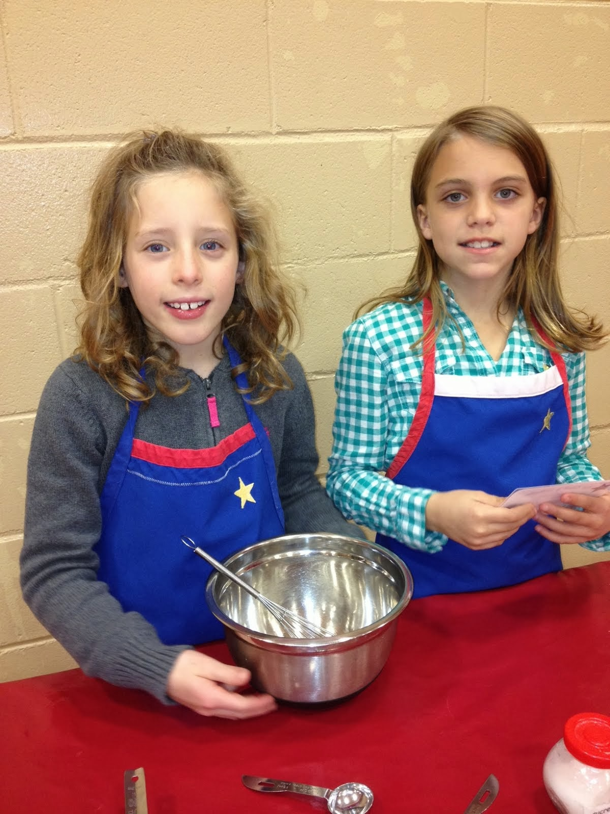 Chef a L'ecole comes to LAke