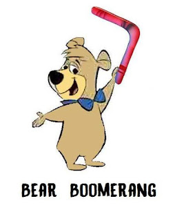 Bear Boomerang