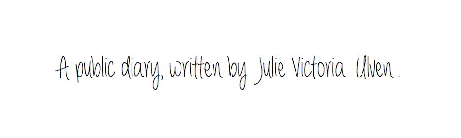 'Julie Victoria Ulven