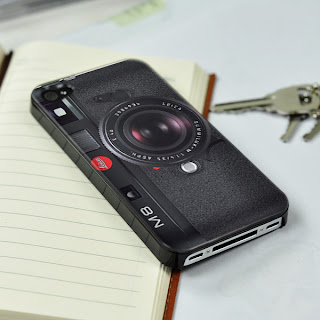 New Leica Camera PARTERN plastic (PC) Hard Back Case cover skin for iPhone 4 4S