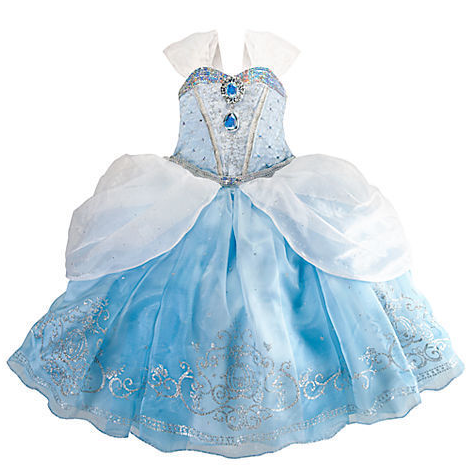 Cinderella Costume Kids Cinderella costumes for