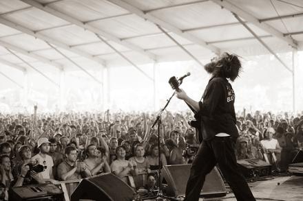 rock koncert