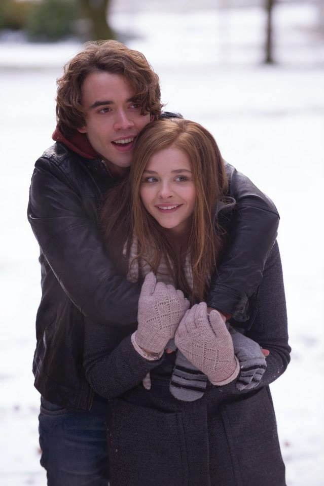 if i stay-jamie blackley-chloe grace moretz