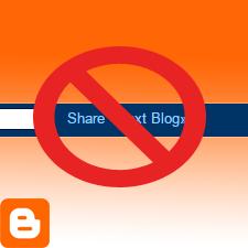 Disable Navigation Bar (Navbar) on Blogger