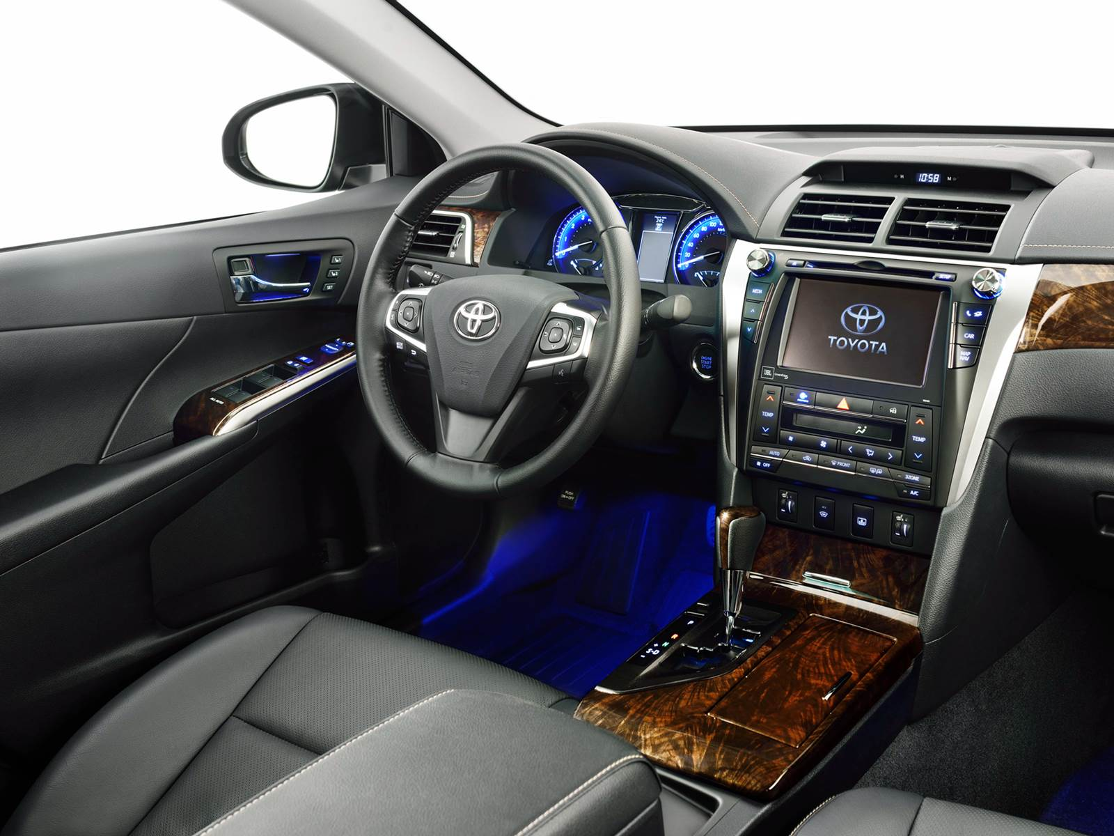 Novo Toyota Camry 2015 Com Facelift Pre O R Car Blog Br