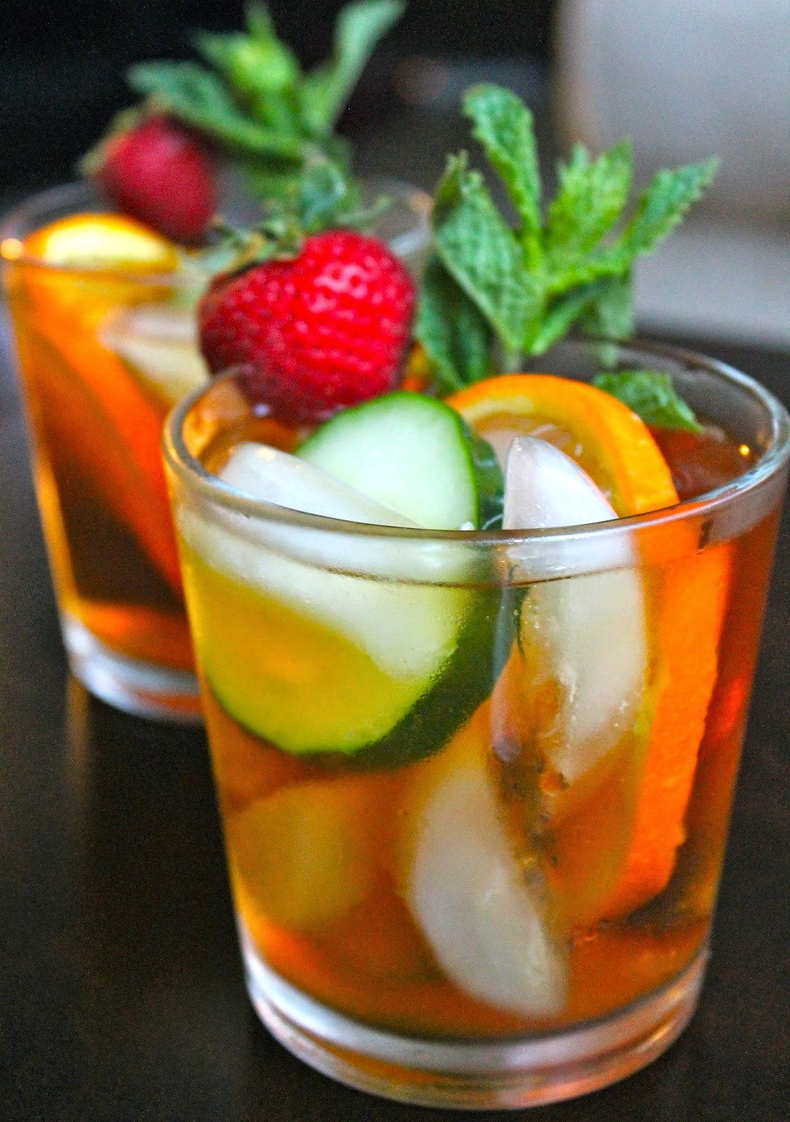 The Cultural Dish: Pimm's Cup