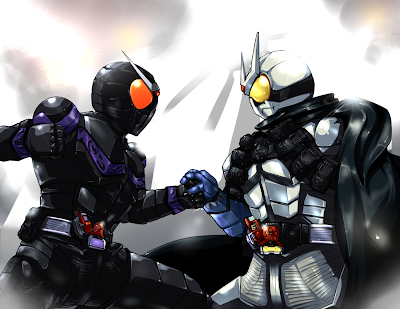 Kamen Rider Joker vs Eternal