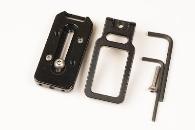 Hejnar PHOTO Modular Universal L Bracket components & tools
