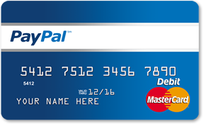 بطاقة باي بال الأئتمانية (PayPal Credit Card) الحصول على