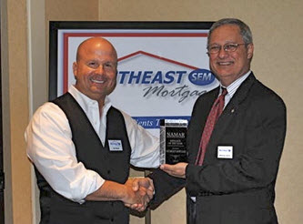 SEM 2010 Affiliate of the Year Award from the Northeast Atlanta Metro Association of REALTORS®