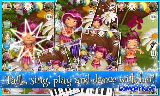 Talking Mary Baby Fairy v1.4 APK Full cho Android