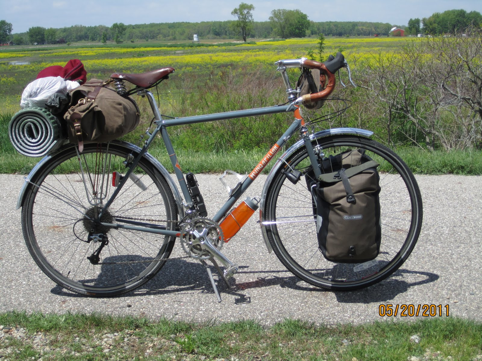 Simply Cycle Grocery Bags Panniers