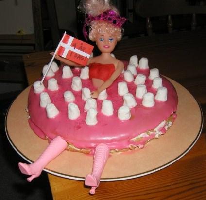 Let them eat Danish cake man