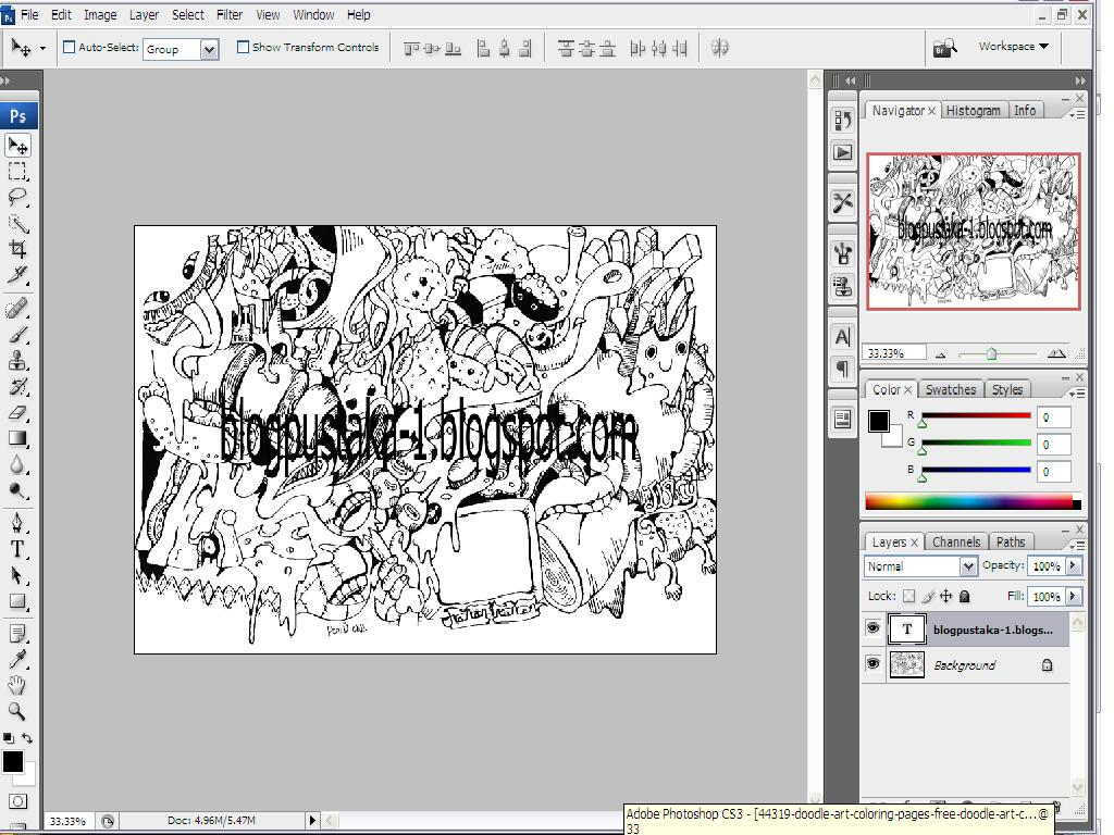 cara membuat clip art dengan photoshop - photo #20