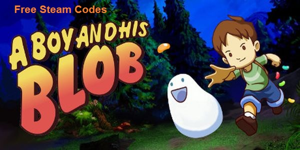A Boy and His Blob Key Generator Free CD Key Download