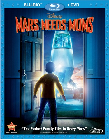 Mars Needs Moms 2011 Bluray Download