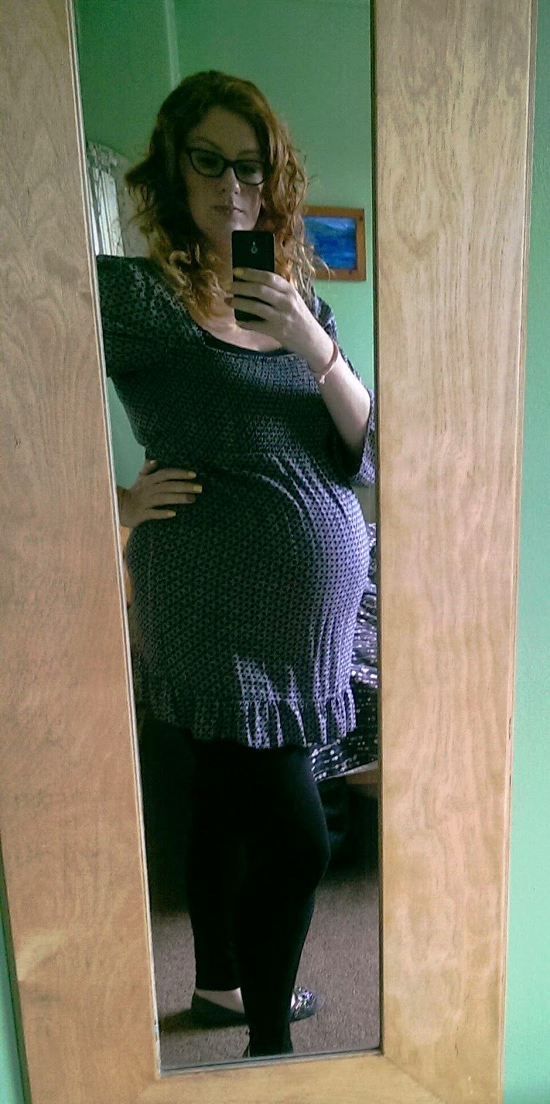 ME now 31 weeks pregnant