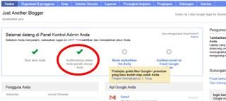 Cara Mengatasi Error Domain (www) Pada Blogspot