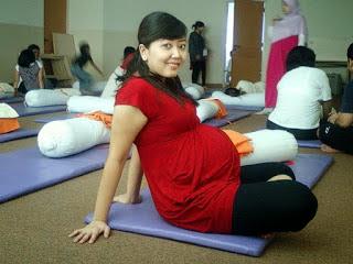Kehamilan 37 Minggu : Latihan Koordinasi Persalinan