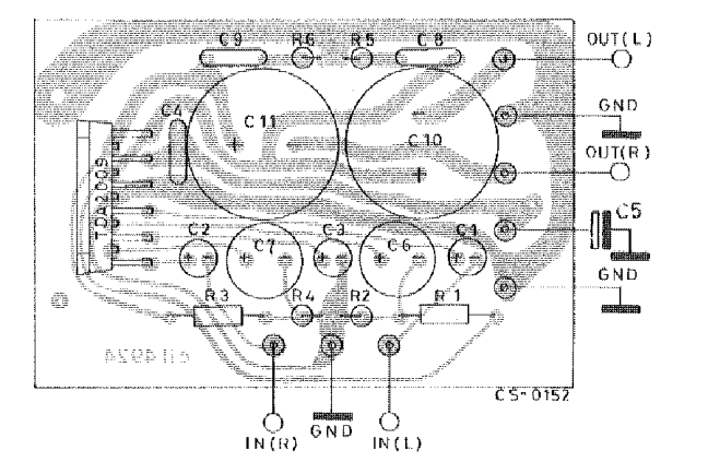 amplifiercircuits com  2x10w