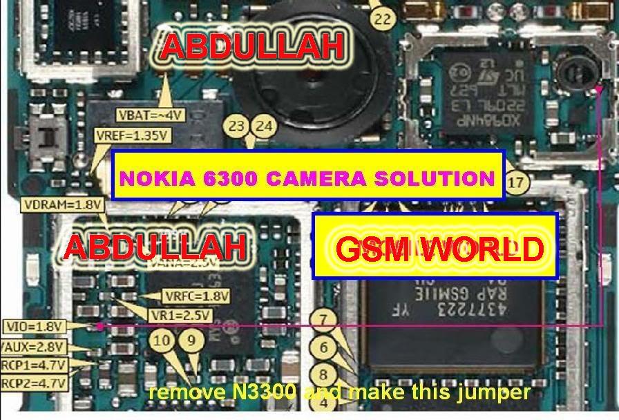 Mobile Nokia 6300 3110c 3500 Camera Problem Nokia 6300
