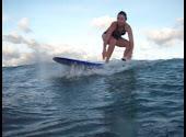 Suzie Surfing