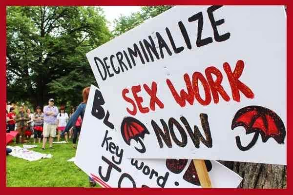 decriminalisation of sex work