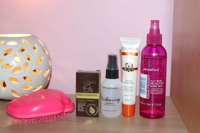 Products I use everyday on my hair