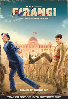 Firangi (2017) Movie 220Mb hevc DVDScr