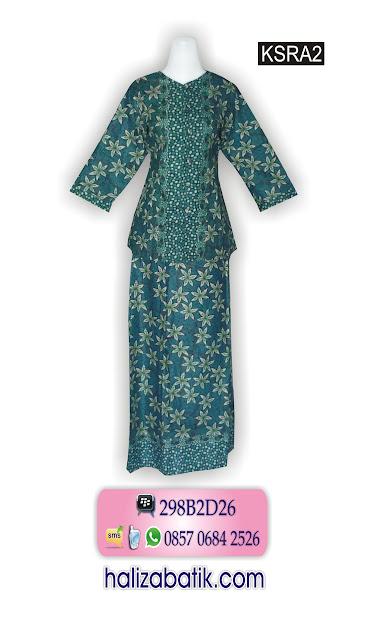085706842526 INDOSAT, Model Batik, Baju Batik Wanita, Busana Batik, KSRA2, http://grosirbatik-pekalongan.com/stelan-rok-ksra2/