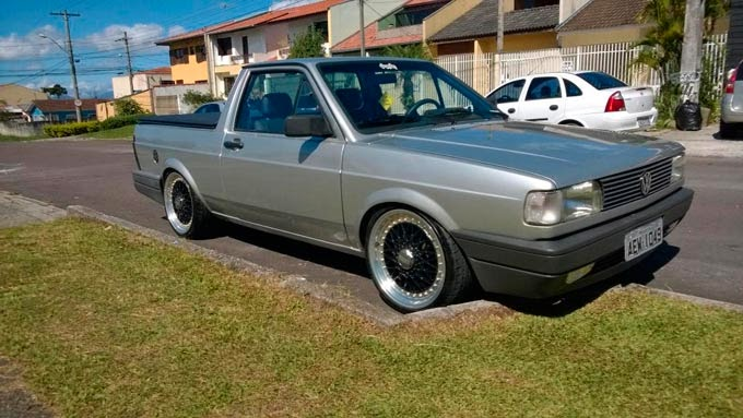 Saveiro 1.9 Turbo Forjada