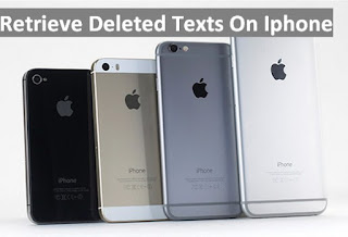 How To Retrieve Deleted Texts On Iphone 5