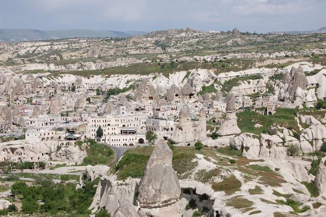 foto del Valle de Göreme