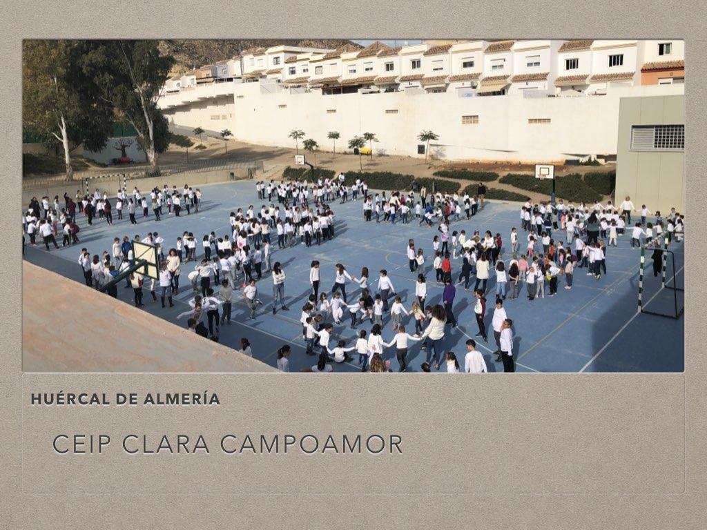 CEIP CLARA CAMPOAMOR (Huércal de Almería)