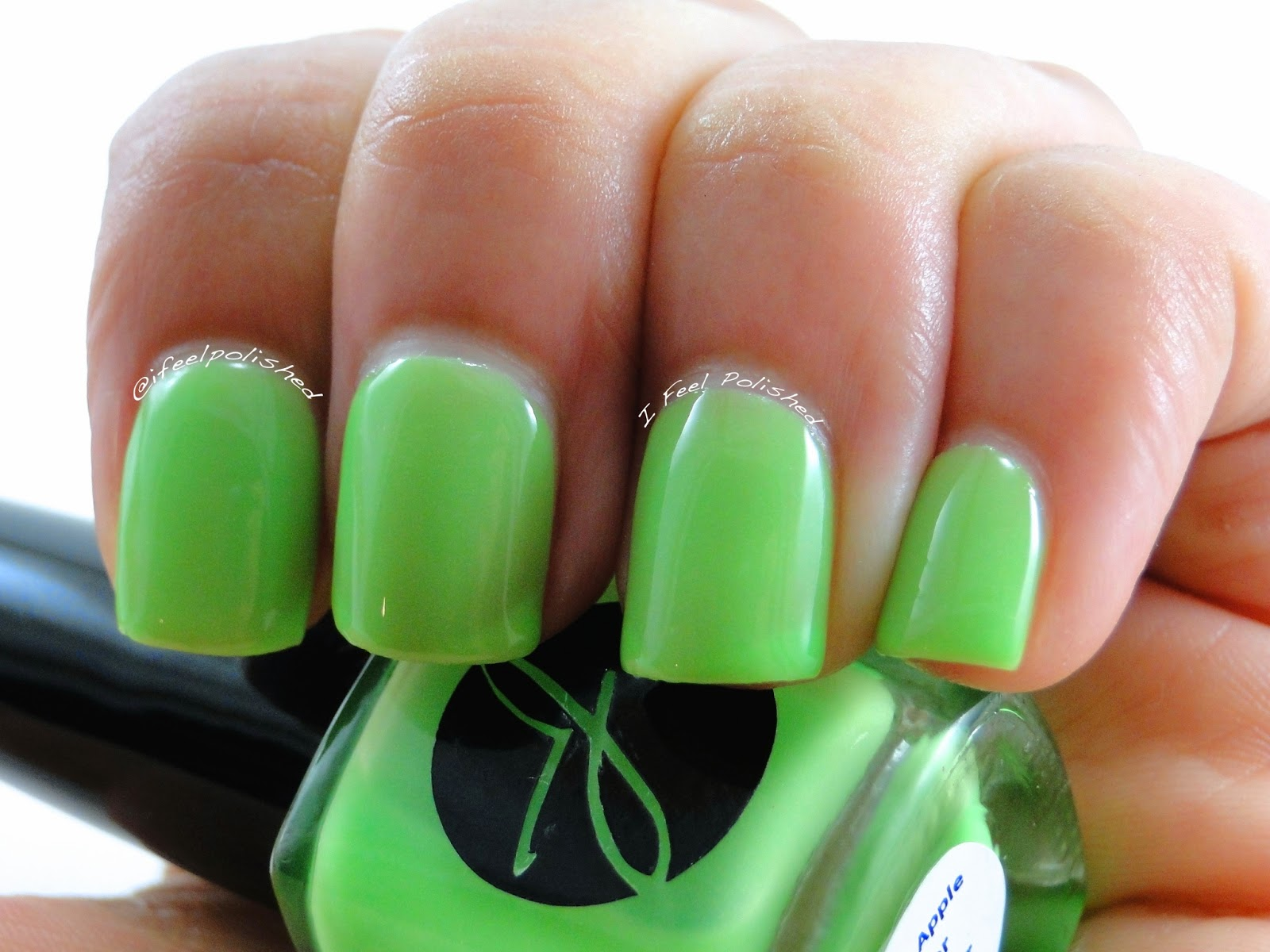 Jior Couture Green Apple Ginger Refresher