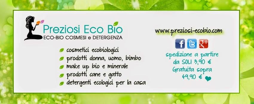 Ecommerce Preziosi Ecobio, lo shopping online