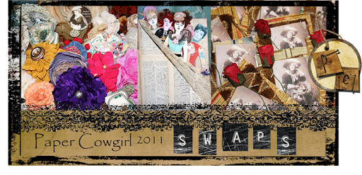 Paper Cowgirl 2011 Swaps
