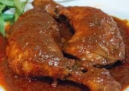 Resep Cara Masak Ayam Goreng Bumbu Rujak