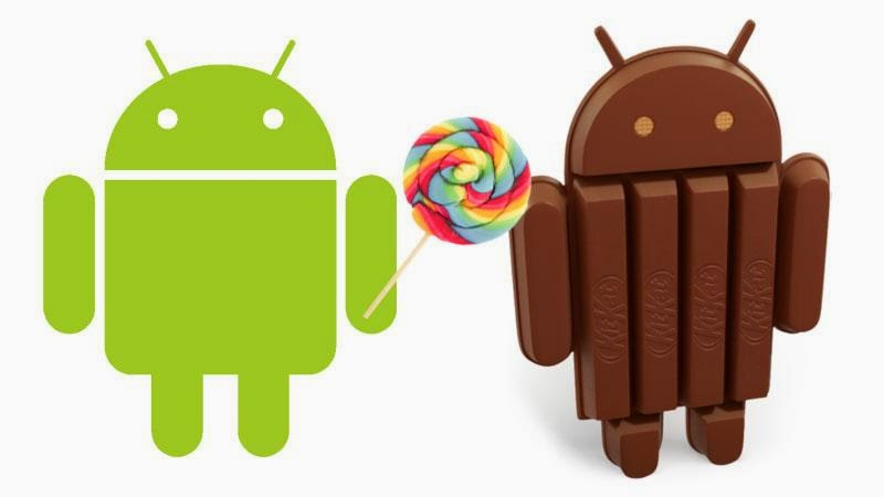 Android KitKat still better than Android Lollipop