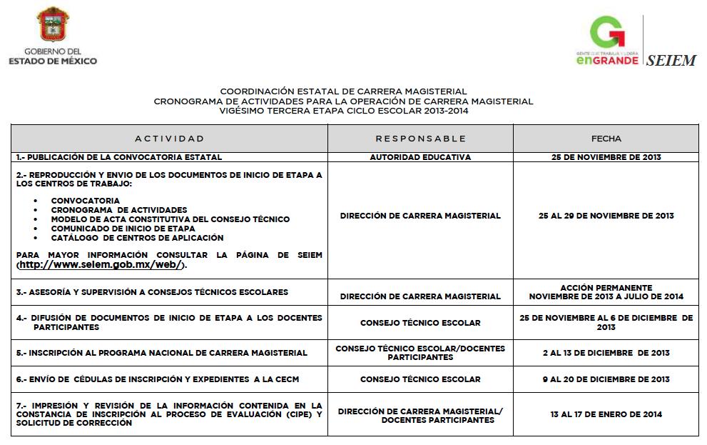 Search results for convocatoria 2016 a prescolar primaria for Convocatoria maestros 2016