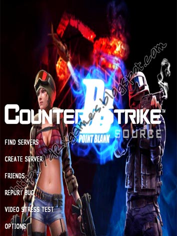 Free Download Games - Counter Strike Point Blank