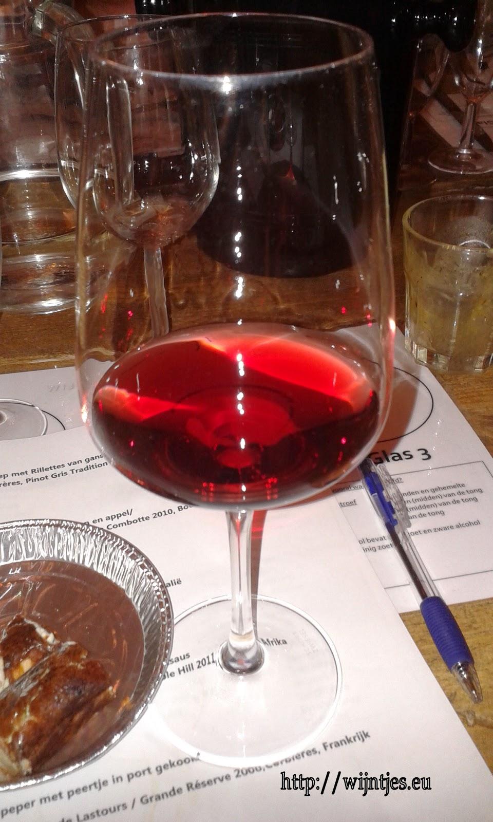 Welke wijn bij wild