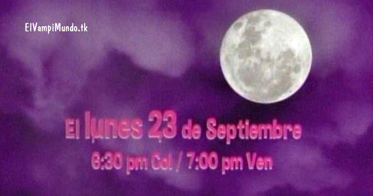 ... sale la primera promo Oficial de Chica Vampiro en Nickelodeon