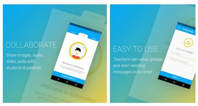 Eckovation Apps